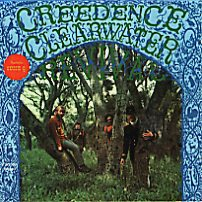 Creedence Clearwater Revival LP Front