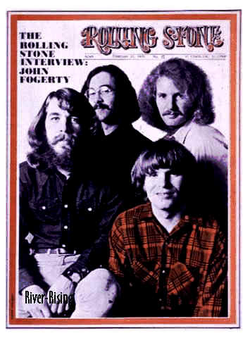 Rolling Stone Creedence cover