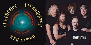 Creedence Clearwater Revisited's RECOLLECTION Live Album