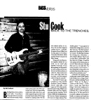 Bass Player Interview
