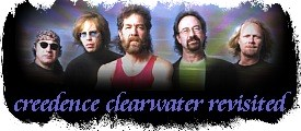 Creedence Clearwater Revisited Concert Dates